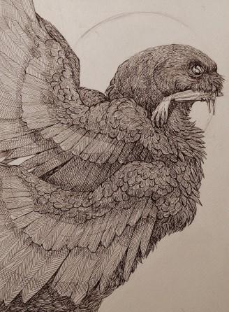 Michelle Harvey's Amazing Artwork