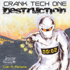 Our latest audiobook, 'Crank Tech One: Destruction' can be bought for just £6 in our Black Friday sale.